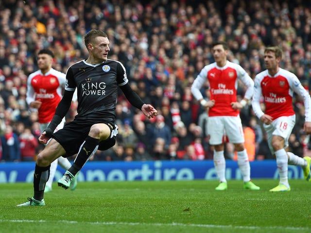Hellige helvede, er Arsenal virkelig om at købe Jamie Vardy?