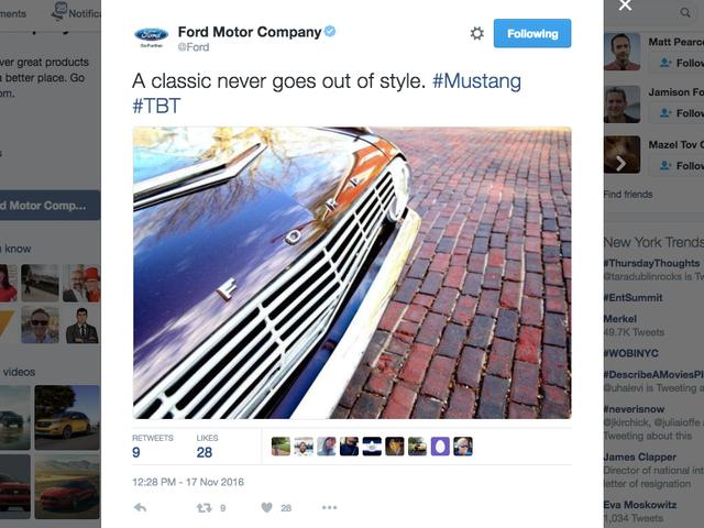 El Ford Falcon es nuestro Ford Mustang favorito también