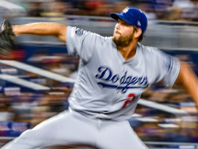 Clayton Kershaw's Reinvention Makes The Dodgers Even Scarier