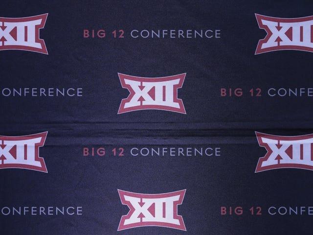 Rapport: Big 12 décide d'avoir 10 membres, c'est bien