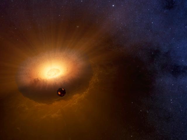 Freaky Theory предлагает совершенно новое объяснение происхождения Луны