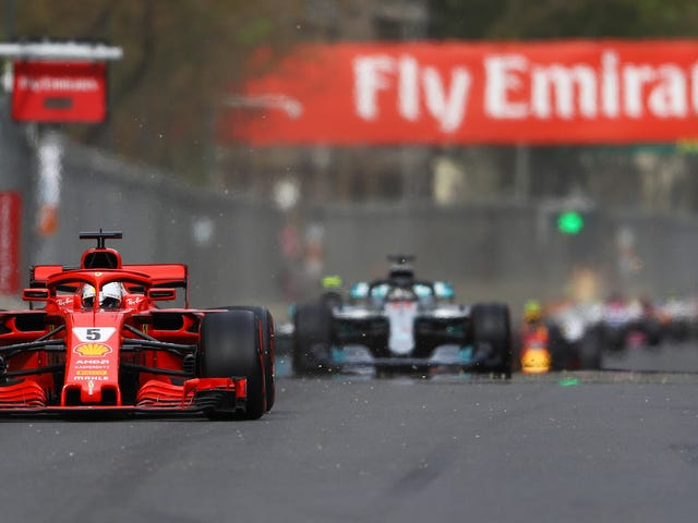 You Can Now Stream All The F1 You Want For Somewhere Between $3 And $12 A Month