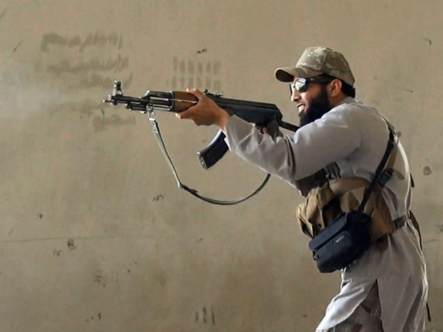 Recovered ISIS Laptop Reveals Terror Group's Bio-Warfare Plans