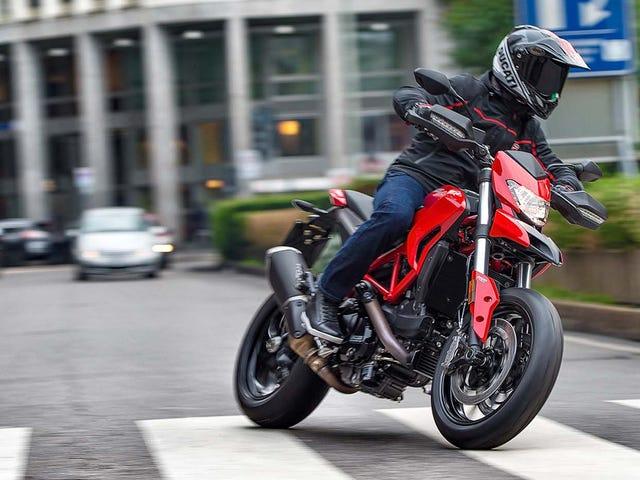 Hvad ingen fortæller dig om Moto-Commuting