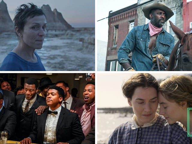 Let's talk about the major movies at this year's Toronto International Film Festival