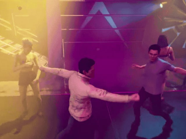 Vampire The Masquerade: Bloodlines's Weird Dancing Is Back For The Sequel