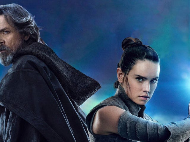 <i>The Last Jedi </i>Killed My Childhood, and That's Exactly Why It's Great