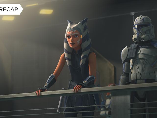 De Clone Wars van deze week was de beste Star Wars-film in jaren
