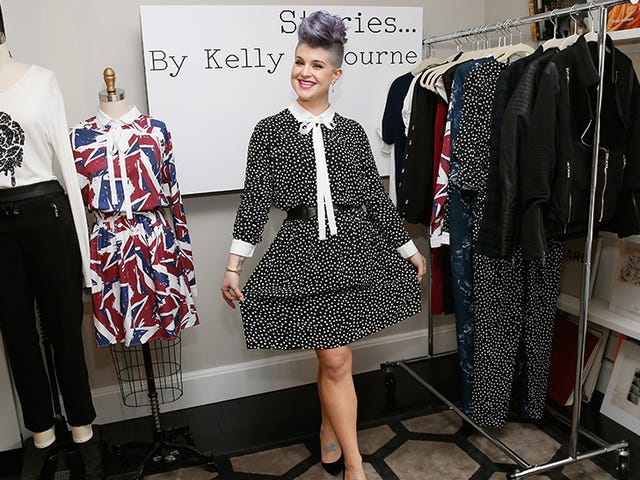 Kelly Osbourne's New Clothing Line Makes Fashion 'Fair' for Sizes 0-24