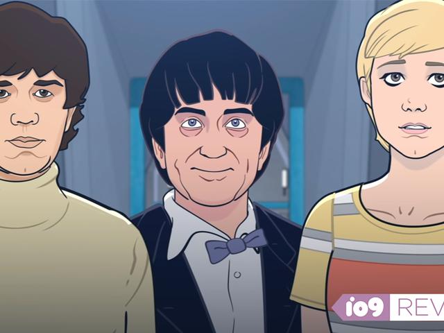 Doctor Who 's neuestes animiertes Abenteuer ist eine wirklich brillante Verjüngung