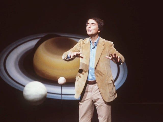 Yes, the Eerie Carl Sagan Prediction That's Going Viral Is Real