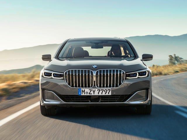 Ya, Grille Seri BMW 2020 adalah 40 Peratus Lebih Besar