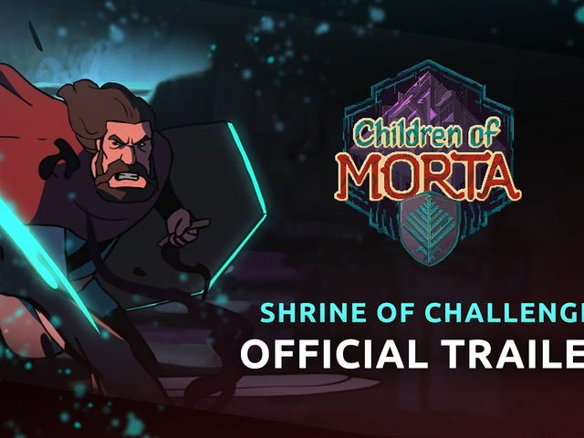 Children of Morta now has a Hard Mode, which adds new enemies and items