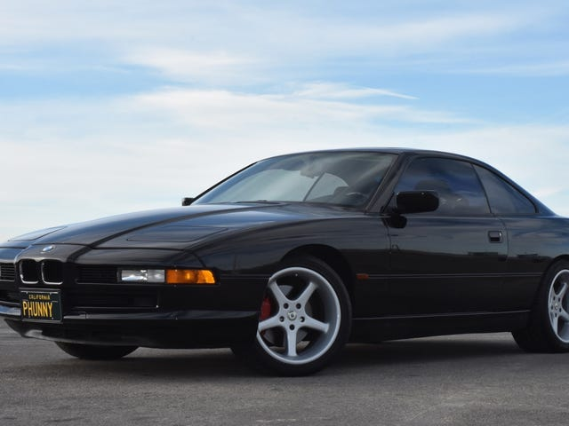 George Carlin's 1996 BMW 850Ci Is For Sale