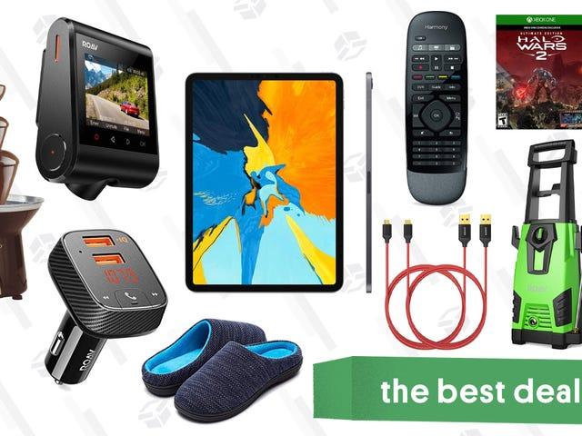 Лучшие предложения среды: iPad Pro, Roav Gold Box, шоколадные фонтаны, японский солнцезащитный крем и многое другое