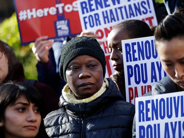 With Trump Revoking Temporary Protected Status, Haitians Fear for the Future and Their Lives