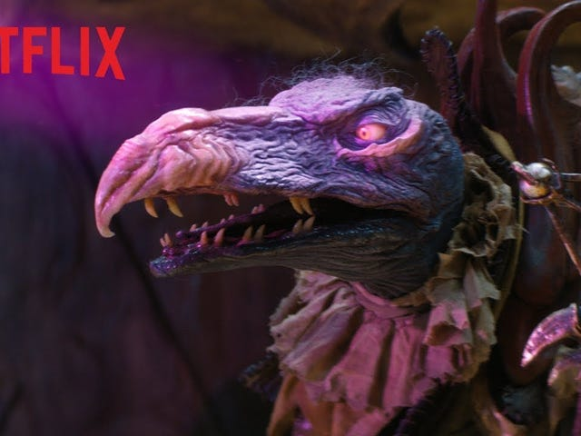 Puppets! Get Your Puppets Here in The Dark Crystal: Age of Resistance Trailer