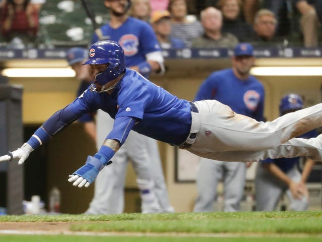 Javy Baéz Was In The Brewers' Heads