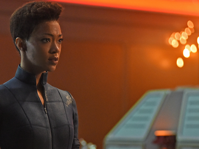 <i>Star Trek: Discovery</i> Goes Out With Sound and Fury, Signifying ... Something