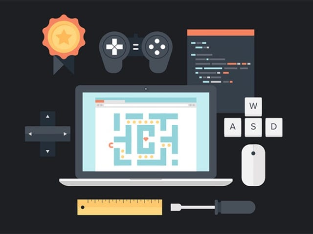 Pay What You Want For 75 Hours Of Game Developer Training