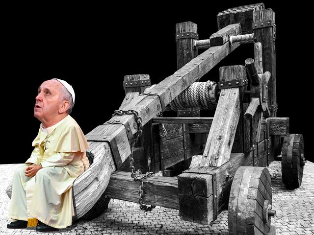 Pope Thrower Adalah Nama Tahun 2019