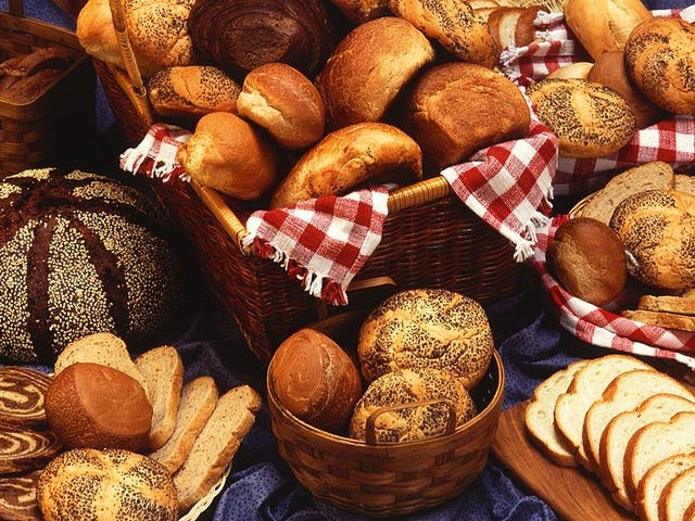 빵은 거품입니다.  네 진짜로 요.