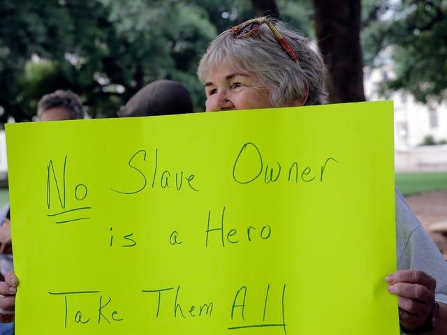 ऑस्टिन, टेक्सास एक नया नाम प्राप्त करेंगे?  संघीय स्मारकों पर एक स्थानीय रिपोर्ट Renaming शहर Suggests