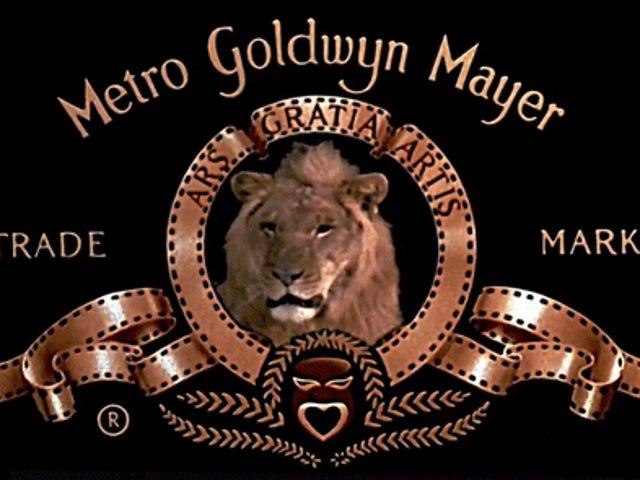 米高梅标志性咆哮狮子标志的完整视觉历史