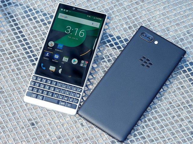 En trist Tweet kan lige have signaleret BlackBerry-telefoners død