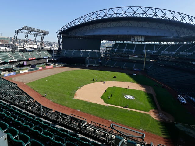 Mariners Demand $180 Million In Public Funds Or They Won't Sign Long-Term Lease