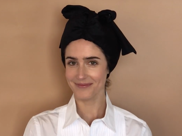 White Woman Claims She Invented the Hair Bonnet, Black Twitter Tells Her to Go Back to Wypipostan