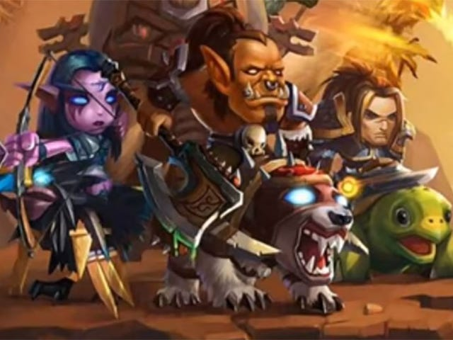 Blizzard Sues Shameless WarCraft Rip-Off