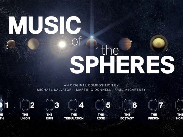Four Years Later, Destiny's Music Of The SpheresHas Leaked [UPDATE]