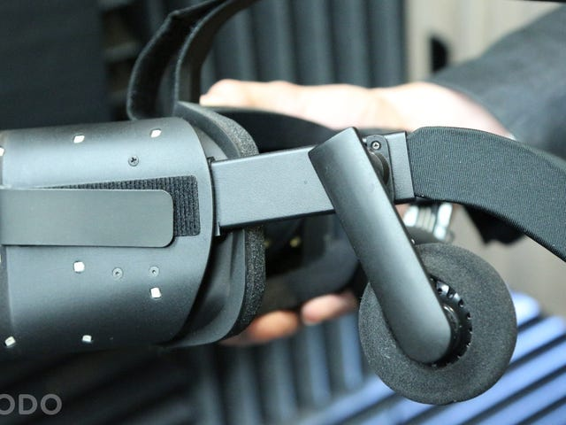 Oculus Brings 3D Audio To Virtual Reality, And It Sounds Great