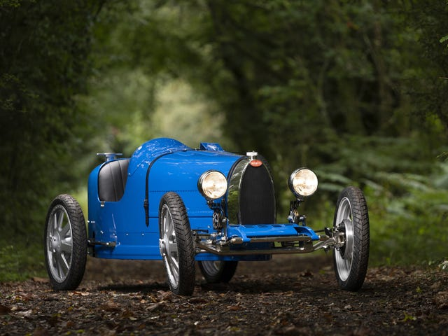 Bugatti Sold Out Of Its $33,000 Kiddie Car In Three Weeks