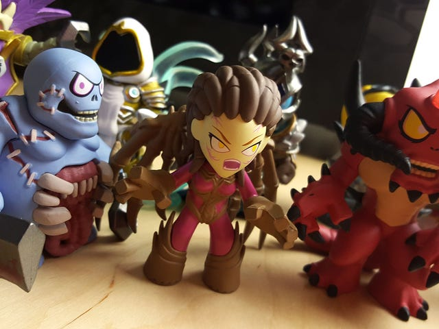 Aw, mira a los <i>Heroes Of The Storm</i> pequeños <i>Heroes Of The Storm</i>