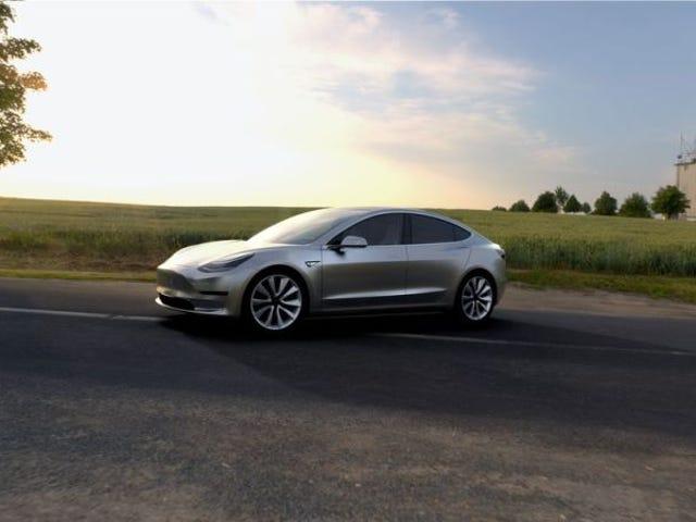 Γιατί το μοντέλο 3 της Tesla δεν μπορεί να διορθώσει τα ενεργειακά μας προβλήματα