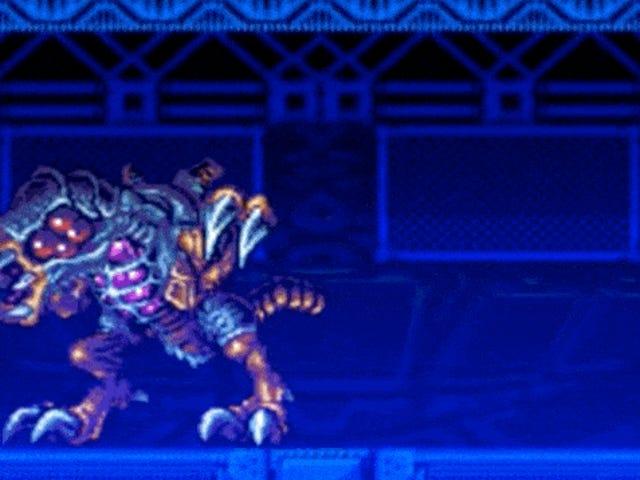 Een hardcore fan is het samenvoegen van twee geliefde <i>Metroid</i> games in one