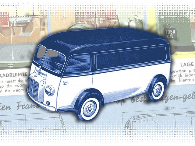 Der erste echte Minivan war nicht das, was Sie dachten