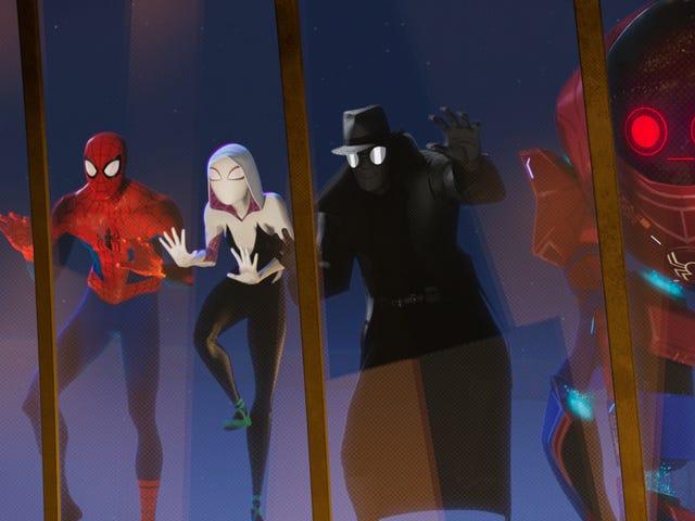 Sony prøver at finde ud af, hvordan man gør en Spider-Vers spin-off på tv