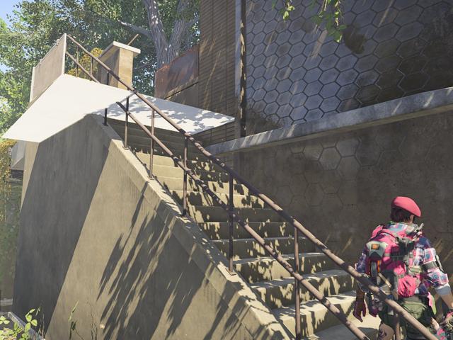 Una escalera dañada está causando mucho drama en <i>The Division 2</i>