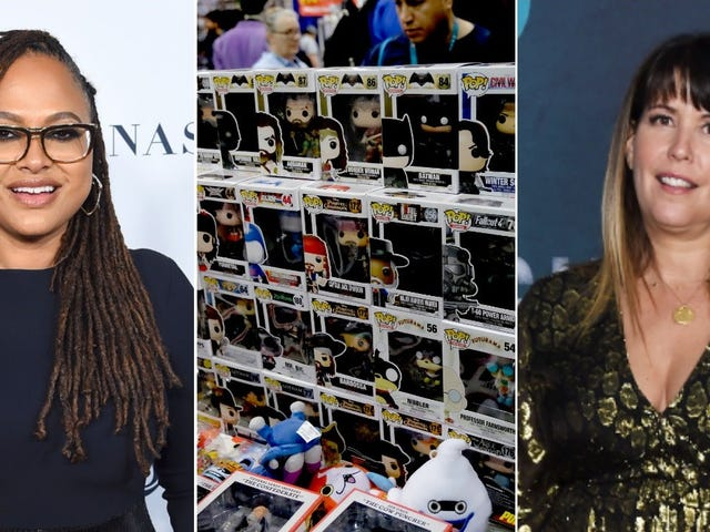 Patty Jenkins and Ava DuVernay to be immortalized as Funko Pops, the greatest honor a person can get