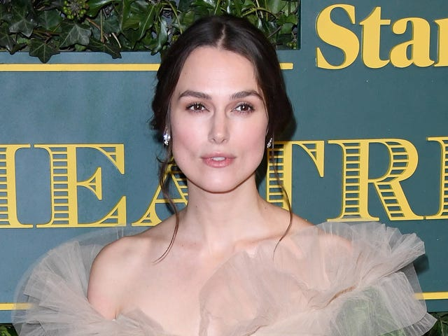 Keira Knightley Says Modern-Day Women Characters 'Nearly Always Get Raped'