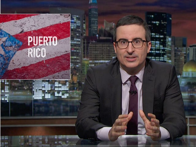 Lin-Manuel Miranda breaks it down for you about Puerto Rico