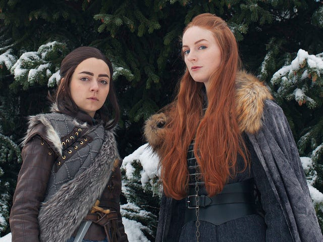 There Must Always Be Two Starks In Winterfell