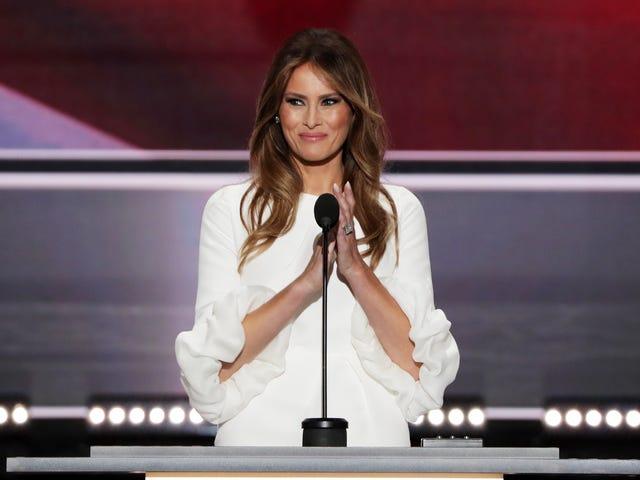 Congressional Hopeful Calls Melania Trump a 'Hoebag,' Claims She Works By the Hour
