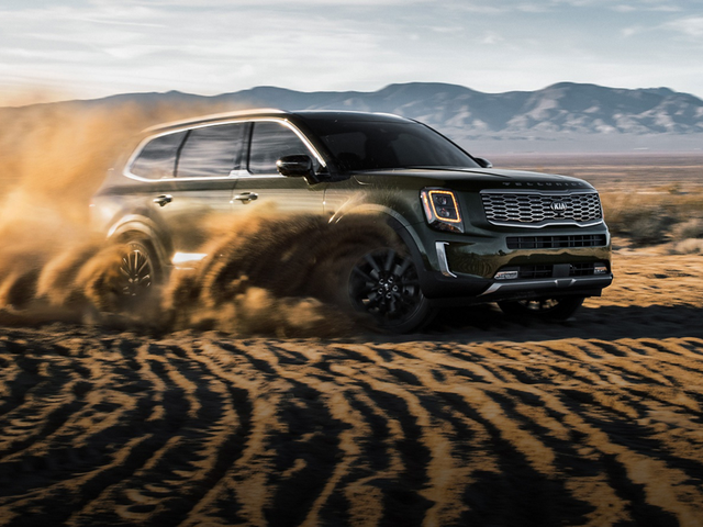 The 2020 Kia Telluride starts at $31,690