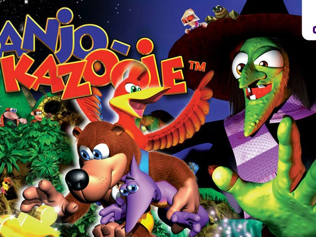 After Much Thought, OGN Has Decided To Update Our Review Of 'Banjo-Kazooie' From A 9.7 To A 9.6