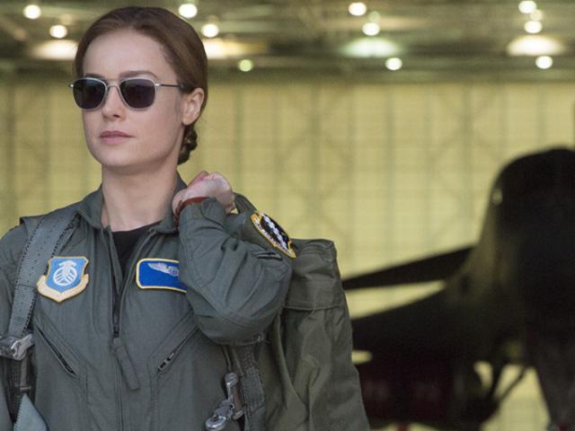 Captain Marvel voor de oorsprong van Carol Danvers is de slimste keuze