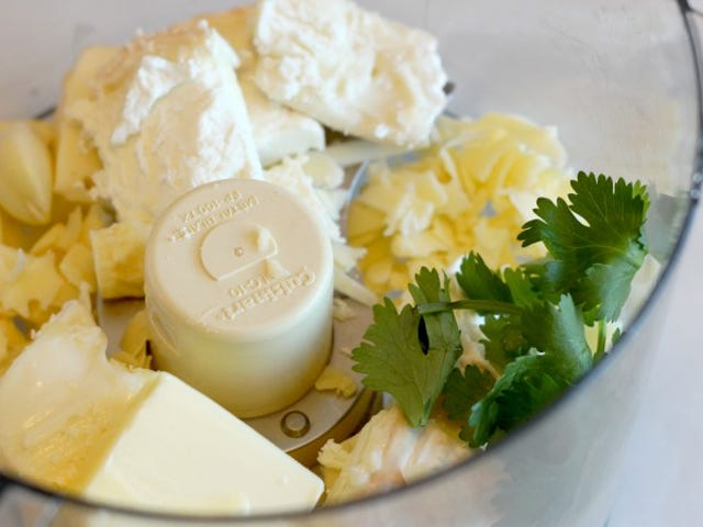 Fromage Fort Is an Amazing Spread Made From Cheese Plate Scraps